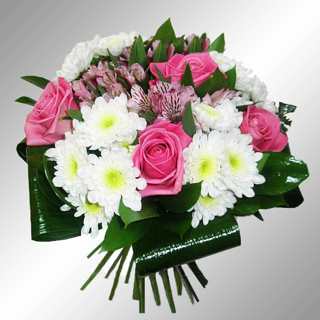 Недорогие букеты Купите недорогой красивый букет цветов с